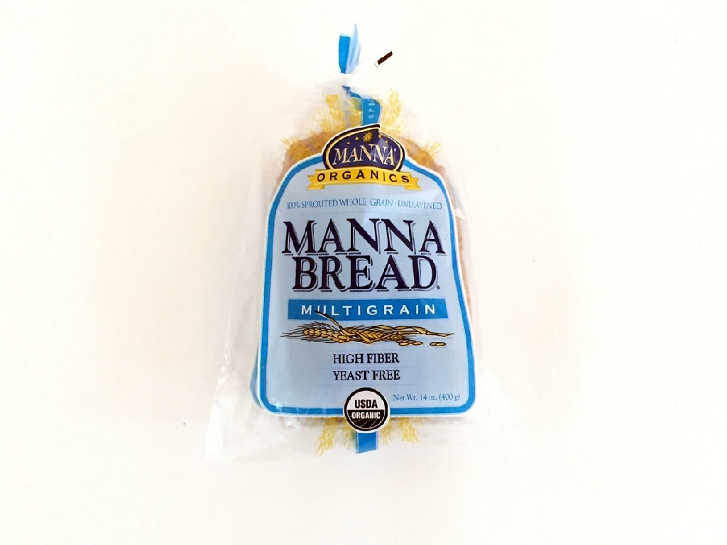 Organic Sprouted Bread Multigrain